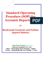 Standard Operating Procedure SOP for Acc