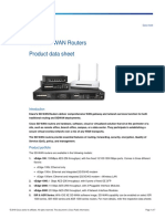 Cisco SD-WAN Routers