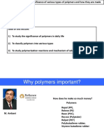 Polymers and Reinforced Plastics ppt