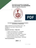 Laboratorio de Circuitos Eléctricos (ML - 121)