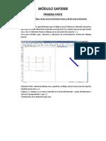 Evaluación Módulo Sap2000 Grupo 6