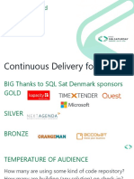 Continuous Delivery for BI