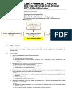 Anjab Analis Pelayanan Umum (Subbag Umum&Kep)