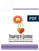 Flowering of Goodness - Essence