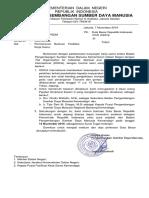 Surat Kaban Dubes Jepang - Permohonan Bantuan Fasilitasi Fix