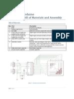 Parola PCB Hardware BOM and Construction