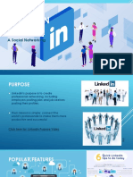 linkedin a social networking by melissa williams-1