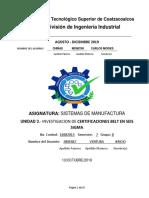 Certificaciones Belt Seis Sigma
