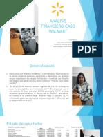 Análisis Financiero Caso Walmart