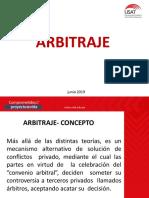 Subir - Arbitraje Usat
