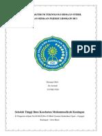 Laporan Praktikum Teknologi Sediaan Steril Lidokain