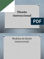 Modelo Instrucional