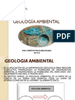 Unidad III Geologia Ambiental