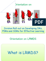 An Overview of LRMDS