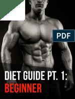 03 Diet Guide Pt 1 Beginner