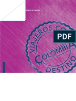 Recaudos para los visitantes Extranjeros a Colombia