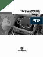 frp manholes
