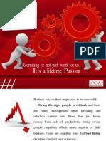 PGM Services PPT