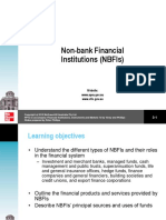 Non Bank Financial Institutions