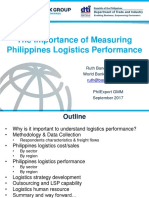 Manufacturing Logistics Performance Philippines 2017v5 (Full) - Philexport (2)