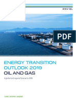 DNV GL Energy Transition Outlook 2019 - Oil and Gas Single Lowres