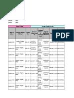 Grade 11 Tesda Monitoring Report
