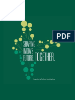 Bcg Shaping Indias Future Together