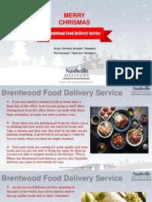brentwood diet meal plan