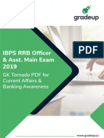 Gk Tornado Ibps Rrb Main Exam 2019 English 54