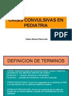 Crisis Convulsivas en Pediatría
