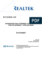 Rtl8102e Datasheet 1.0