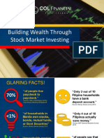 Building Wealth Through Stock Market Investing