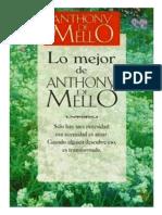Lo Mejor De Anthony De Mello (Anthony De Mello)