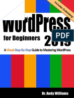 WordPress for Beginners 2019 A Visual Step-by-Step Guide to Mastering WordPress.pdf