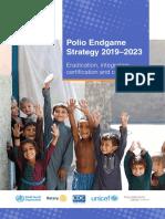 English Polio Endgame Strategy