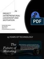 25 Year Vision Project