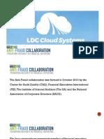 Anti Fraud Collaboration
