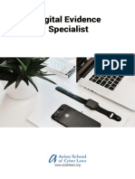 Digital Evidence Specialist