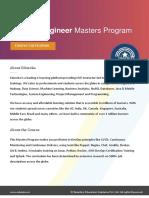 Course Curriculum - DevOps Engineer Master Program