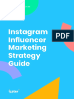 Instagram Influencer Marketing Strategy Guide