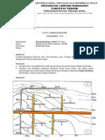 UAS Sistem Drainasi 2019 Salinan