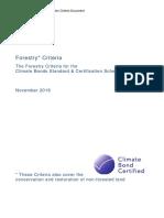 Forestry Criteria Document_November 2018