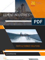 Cement Industry PPT