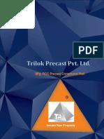 Trilok Precast Pvt.ltd(Surat)