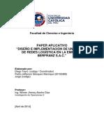 Paper Aplicativo Diseo e Implemetacin de Un Sistema de Redes 142836914208UxlN