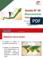 Sesión 29 - BioEconomía