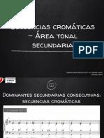 10. Secuencias Cromáticas - Area Tonal Secundaria-1