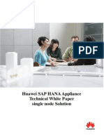 Huawei Solutions for SAP HANA White Paper (Single Node Solution).pdf