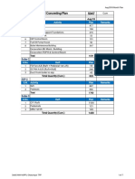 Civil Works Plan -Aug'18
