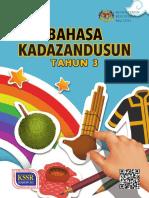 Bahasa Kadazandusun Tahun 3 Teks KSSR Semakan